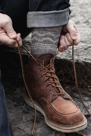 Red Wing Original Moc Toe | redwingheritage.com